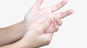 Taller a la gorra: Reflexología en manos para dolor de hombros